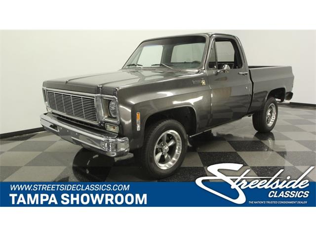 Picture of 1977 C10 located in Lutz Florida - $17,995.00 Offered by  - Q5X1