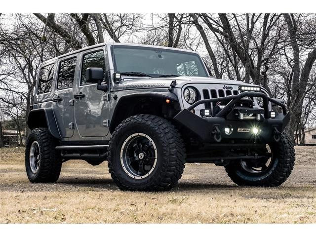 Picture of '17 Wrangler - QAYF