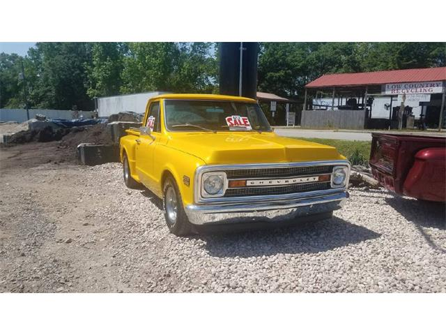Picture of 1969 C/K 10 Offered by  - QAYT