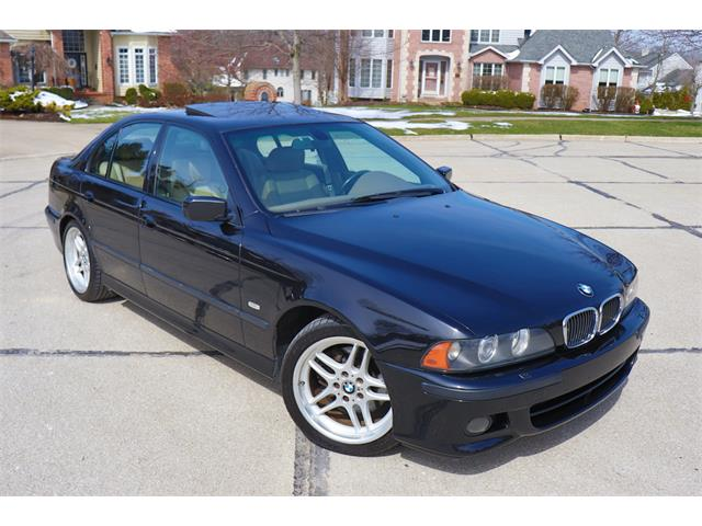 Picture of 2003 5 Series Auction Vehicle Offered by  - QAYY