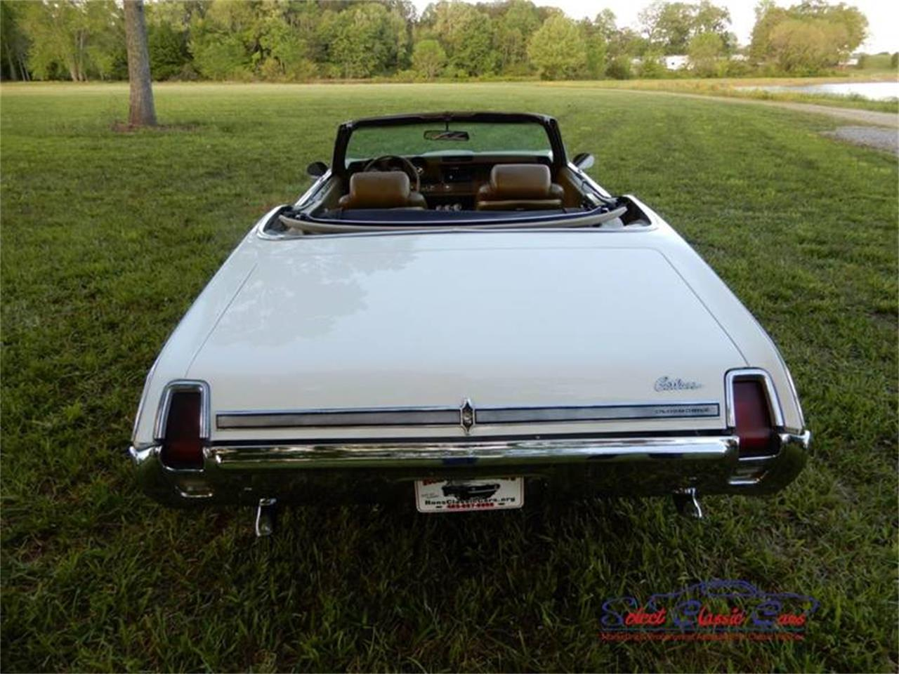 Large Picture of '69 Cutlass - QAZ4