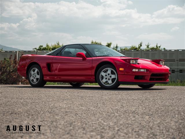 Picture of '91 NSX - QAZD