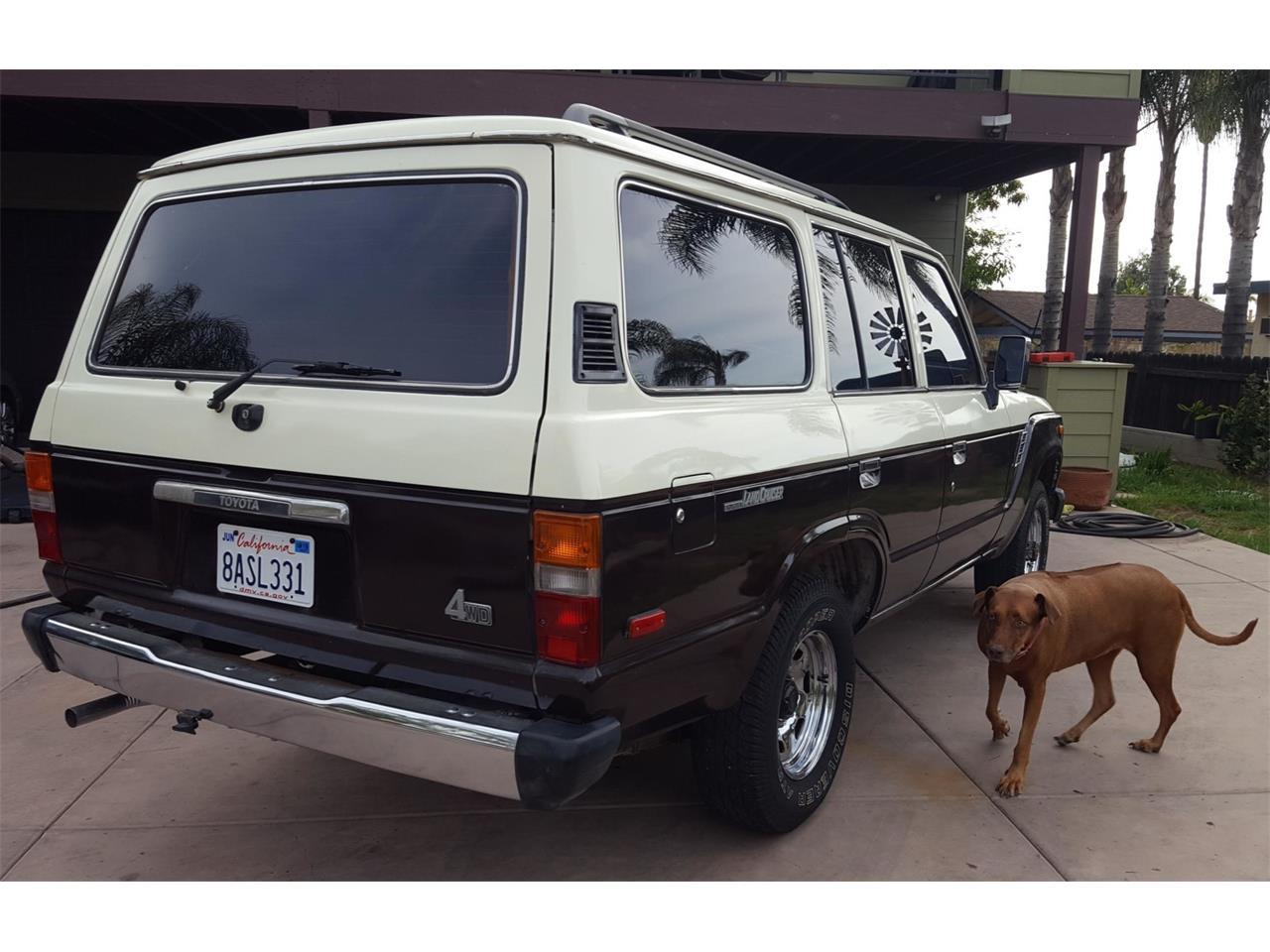 1988 Toyota Land Cruiser FJ for Sale | ClassicCars com | CC