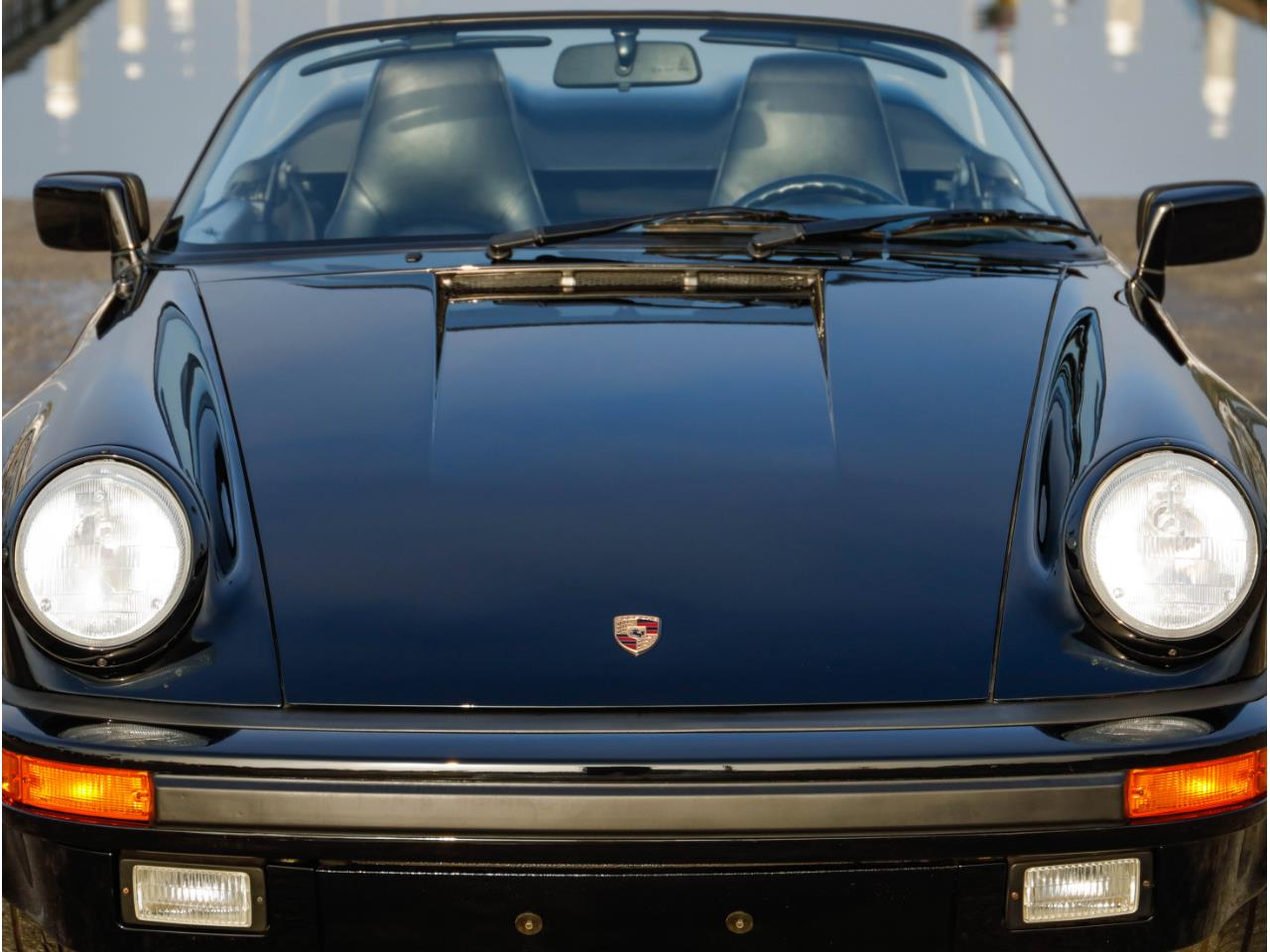 Large Picture of '89 911 Speedster - QB00