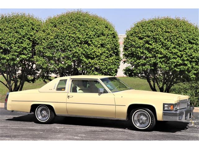 Picture of '79 Cadillac Coupe located in Illinois - $7,900.00 - Q5XA
