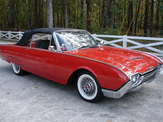 Picture of '61 Thunderbird - QB0W