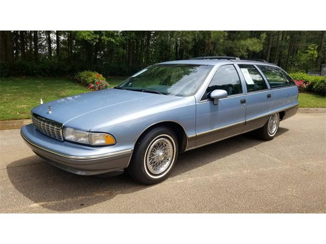 Picture of '93 Caprice - QB0Z