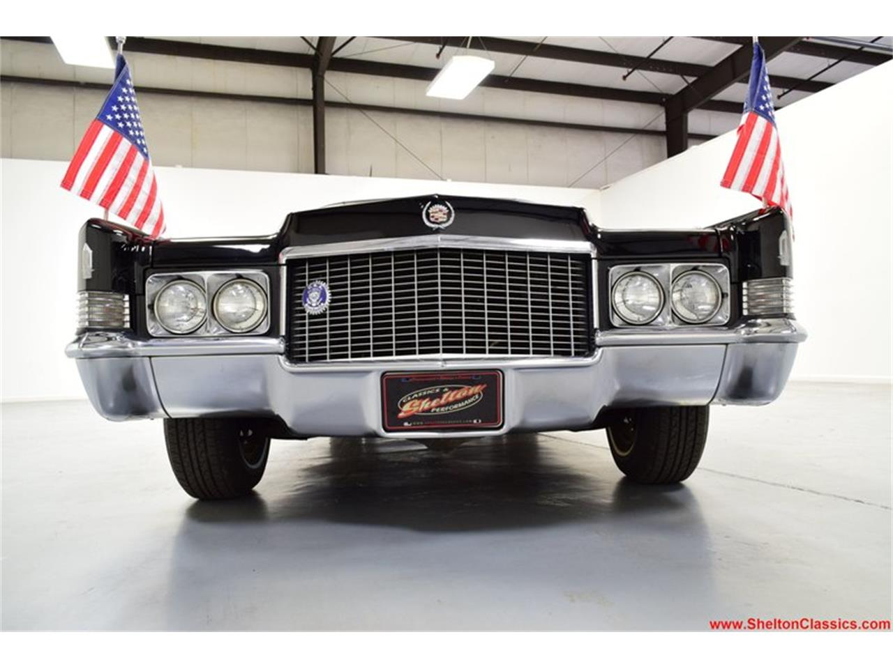 Large Picture of '70 Fleetwood - $16,995.00 Offered by Shelton Classics & Performance - Q5XC