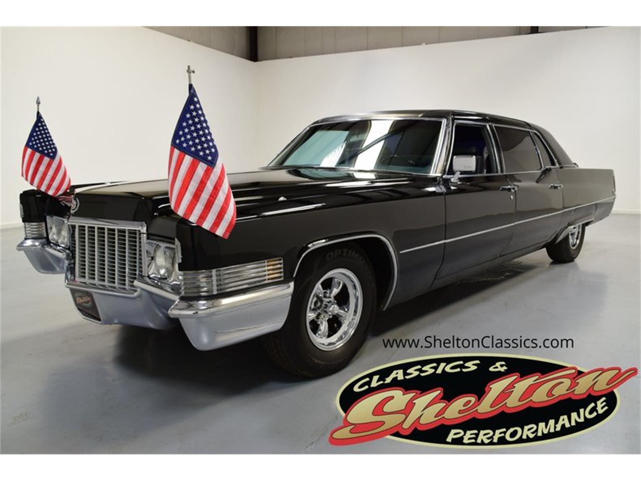 Large Picture of Classic '70 Cadillac Fleetwood - $16,995.00 Offered by Shelton Classics & Performance - Q5XC