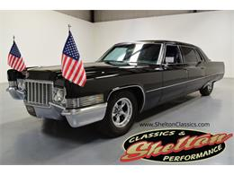 Picture of Classic '70 Cadillac Fleetwood - $16,995.00 Offered by Shelton Classics & Performance - Q5XC