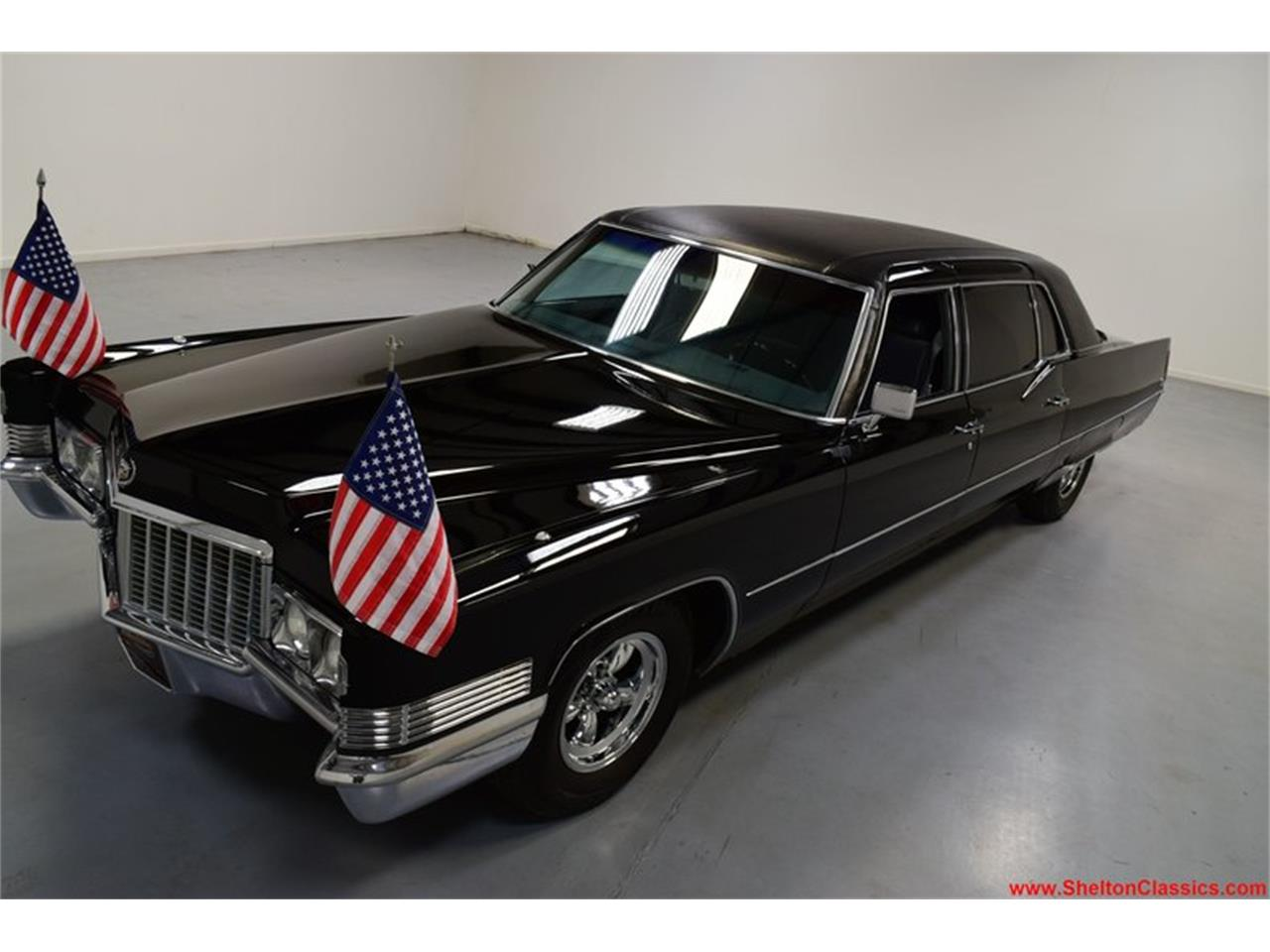 Large Picture of '70 Cadillac Fleetwood located in North Carolina - Q5XC