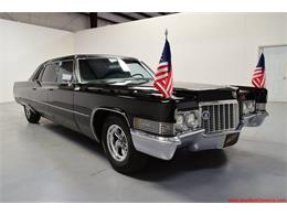 Picture of 1970 Fleetwood - $16,995.00 Offered by Shelton Classics & Performance - Q5XC