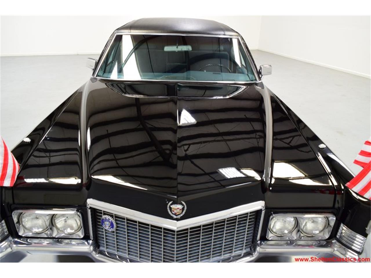 Large Picture of 1970 Fleetwood located in North Carolina Offered by Shelton Classics & Performance - Q5XC