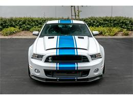 Picture of 2014 Mustang Shelby GT500 Super Snake located in Irvine California Offered by Hillbank Motorsports - QB1K