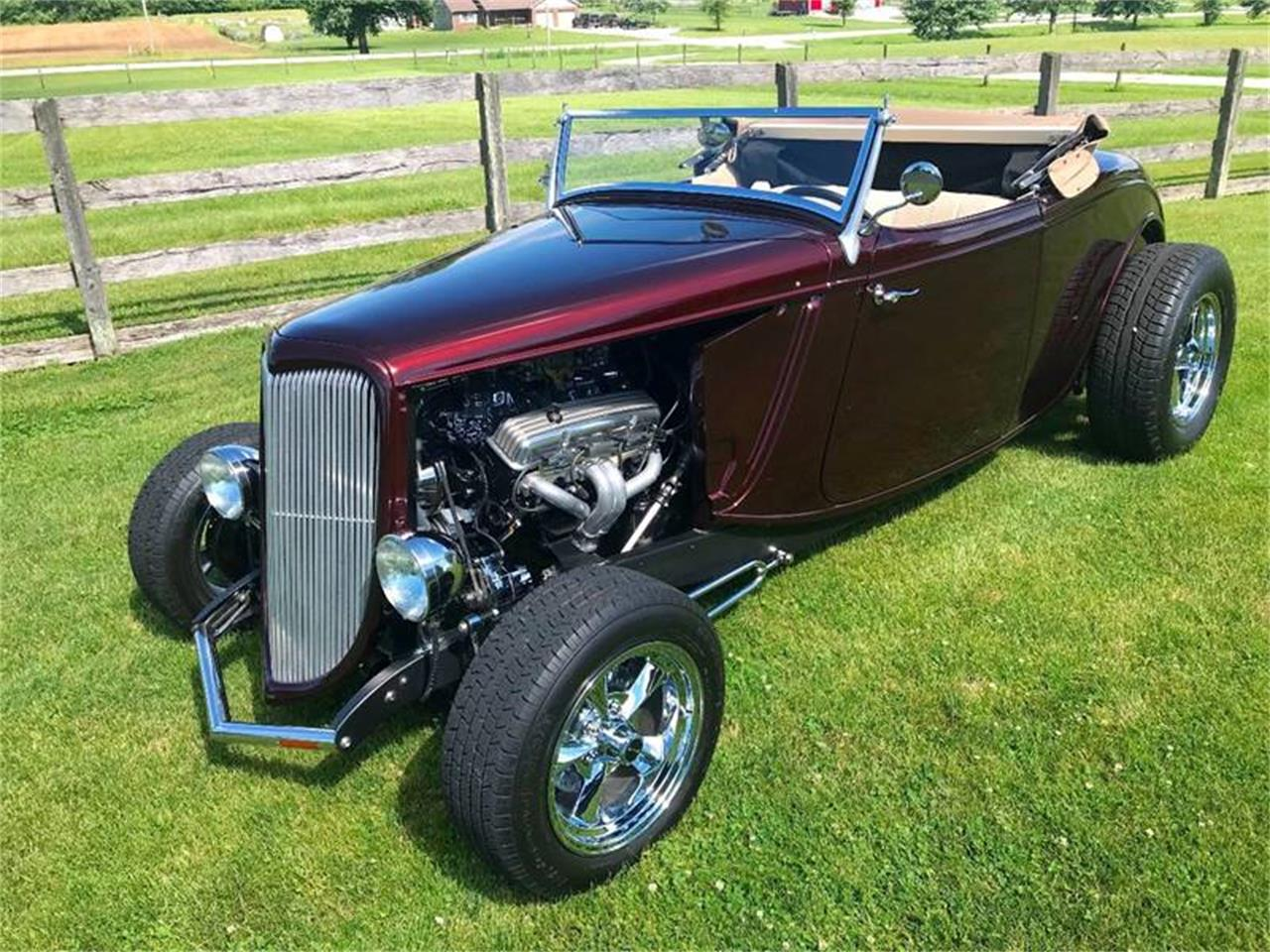 Large Picture of Classic 1934 Roadster located in Knightstown Indiana - $34,900.00 Offered by 500 Classic Auto Sales - QB1O