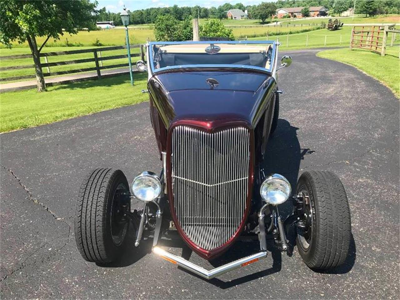 Large Picture of Classic '34 Roadster - $34,900.00 - QB1O