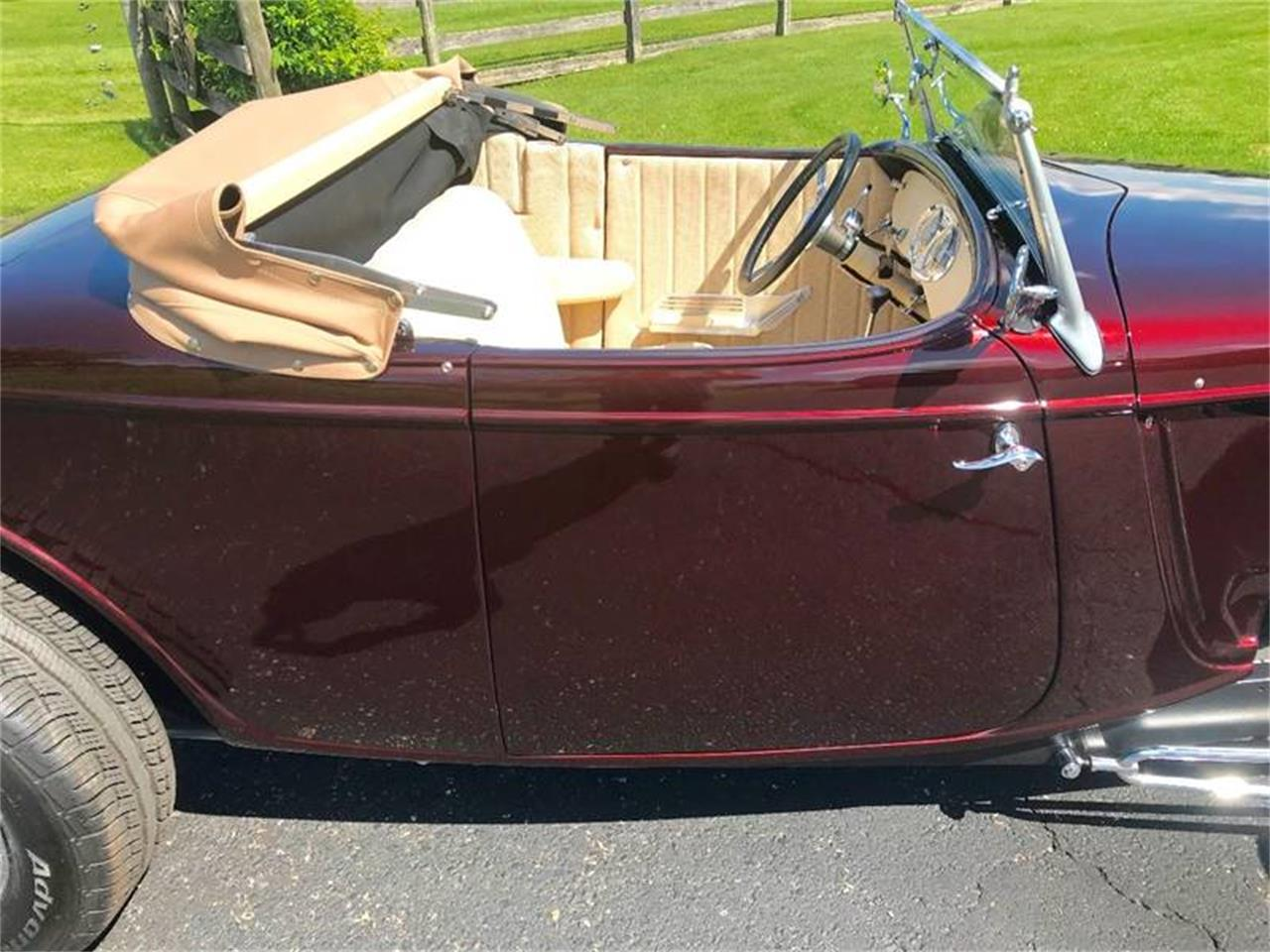 Large Picture of '34 Ford Roadster located in Knightstown Indiana - $34,900.00 - QB1O