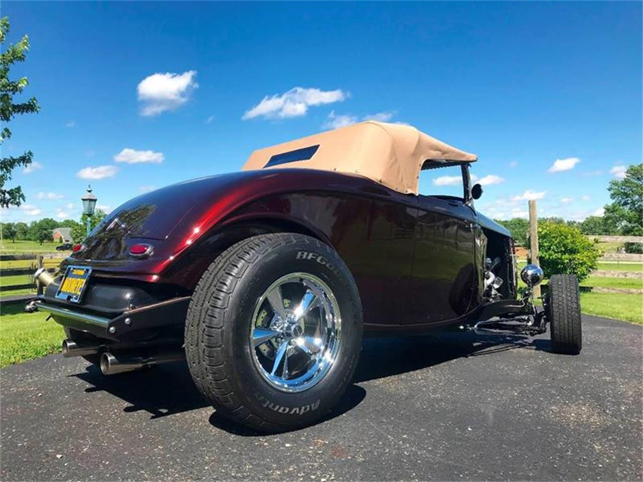Large Picture of '34 Ford Roadster - QB1O