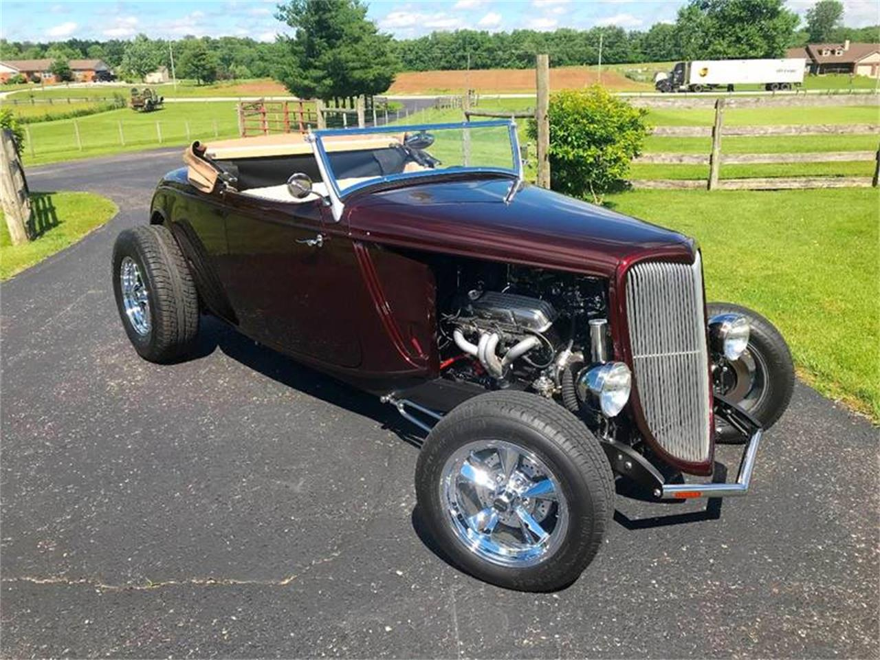 Large Picture of Classic '34 Roadster Offered by 500 Classic Auto Sales - QB1O