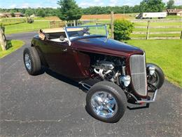 Picture of '34 Ford Roadster located in Knightstown Indiana Offered by 500 Classic Auto Sales - QB1O