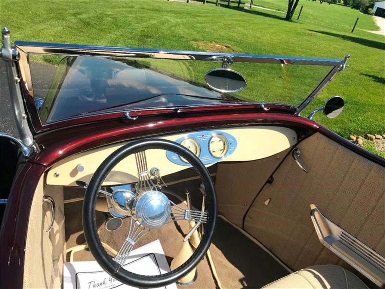 Large Picture of Classic 1934 Ford Roadster - QB1O