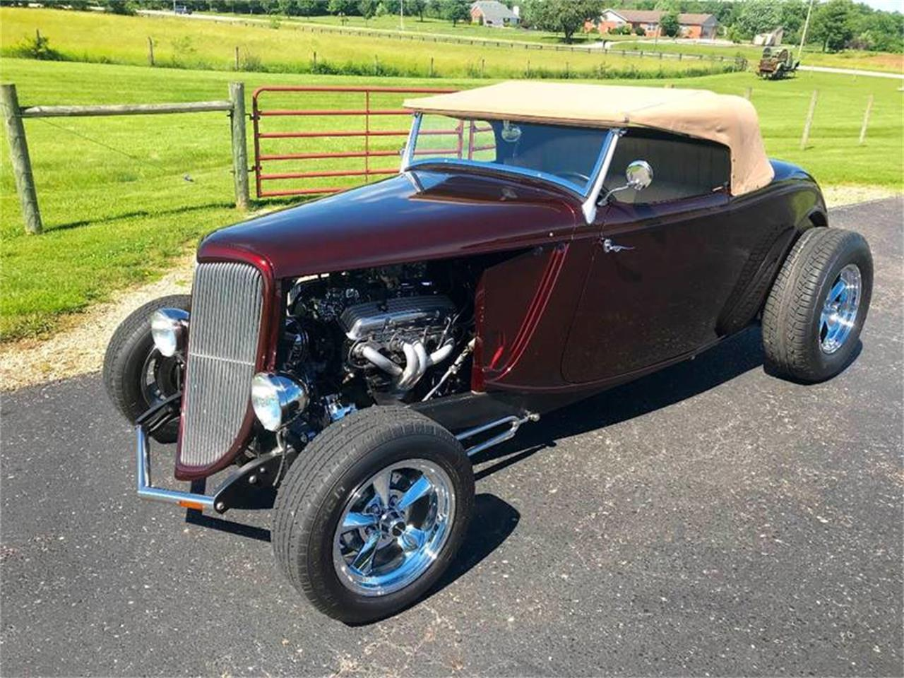 Large Picture of '34 Roadster - $34,900.00 Offered by 500 Classic Auto Sales - QB1O