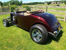 Picture of Classic '34 Roadster located in Knightstown Indiana Offered by 500 Classic Auto Sales - QB1O