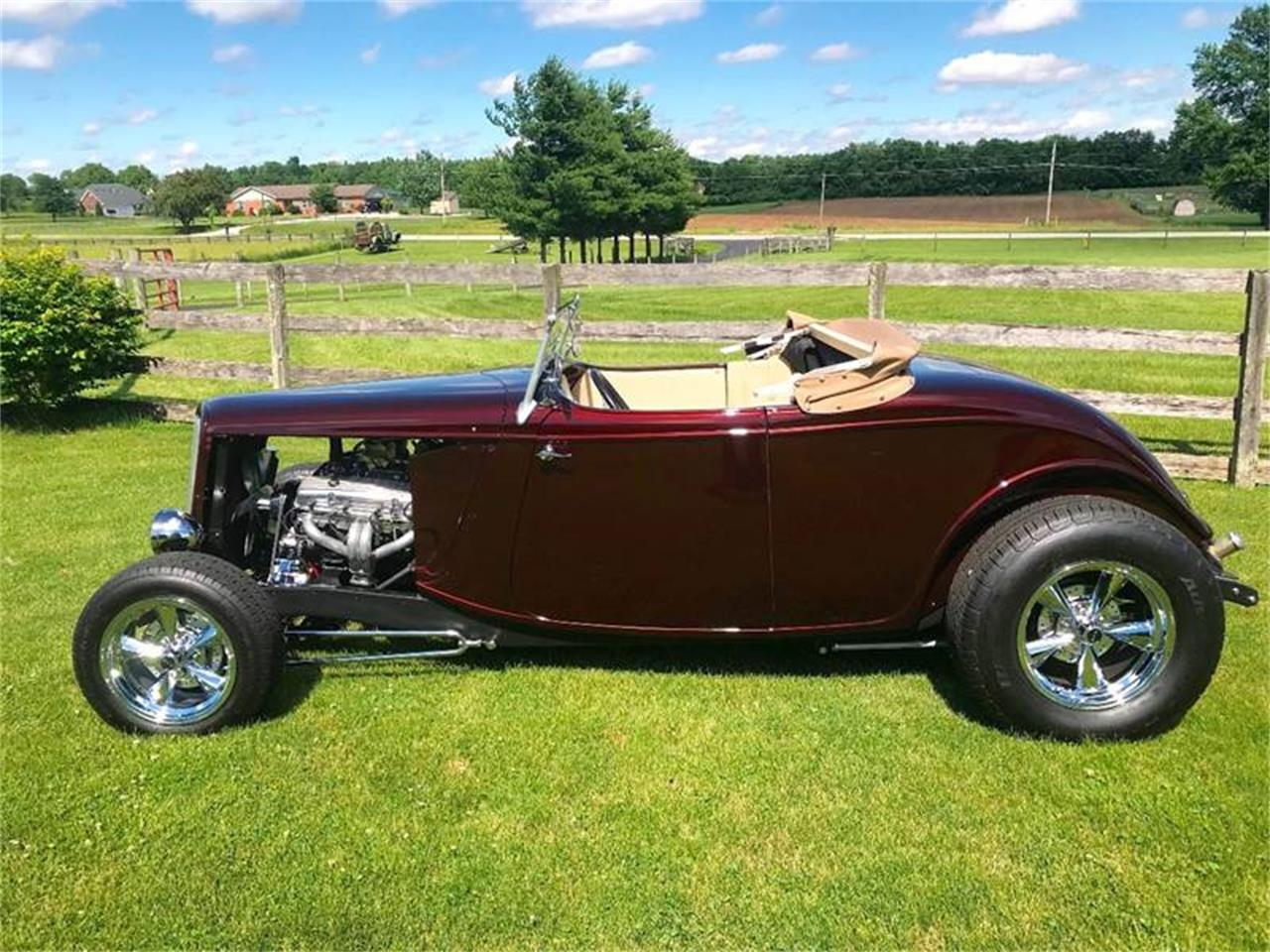 Large Picture of Classic '34 Roadster - $34,900.00 Offered by 500 Classic Auto Sales - QB1O