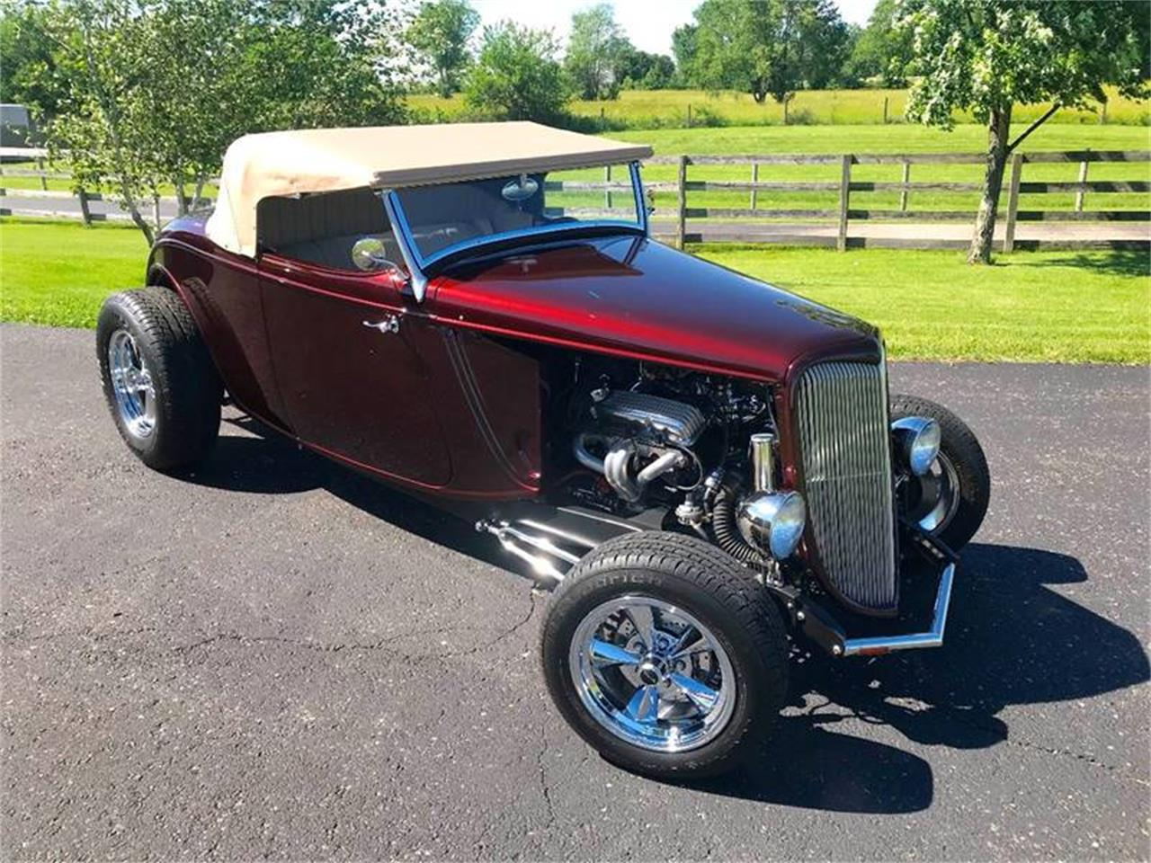 Large Picture of 1934 Roadster located in Knightstown Indiana - QB1O