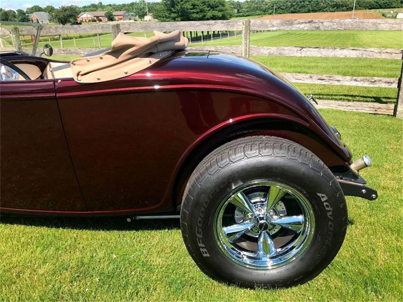 Large Picture of 1934 Roadster located in Knightstown Indiana - $34,900.00 Offered by 500 Classic Auto Sales - QB1O