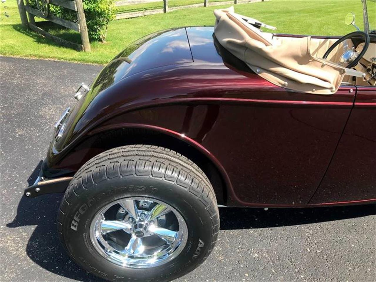 Large Picture of 1934 Ford Roadster - QB1O