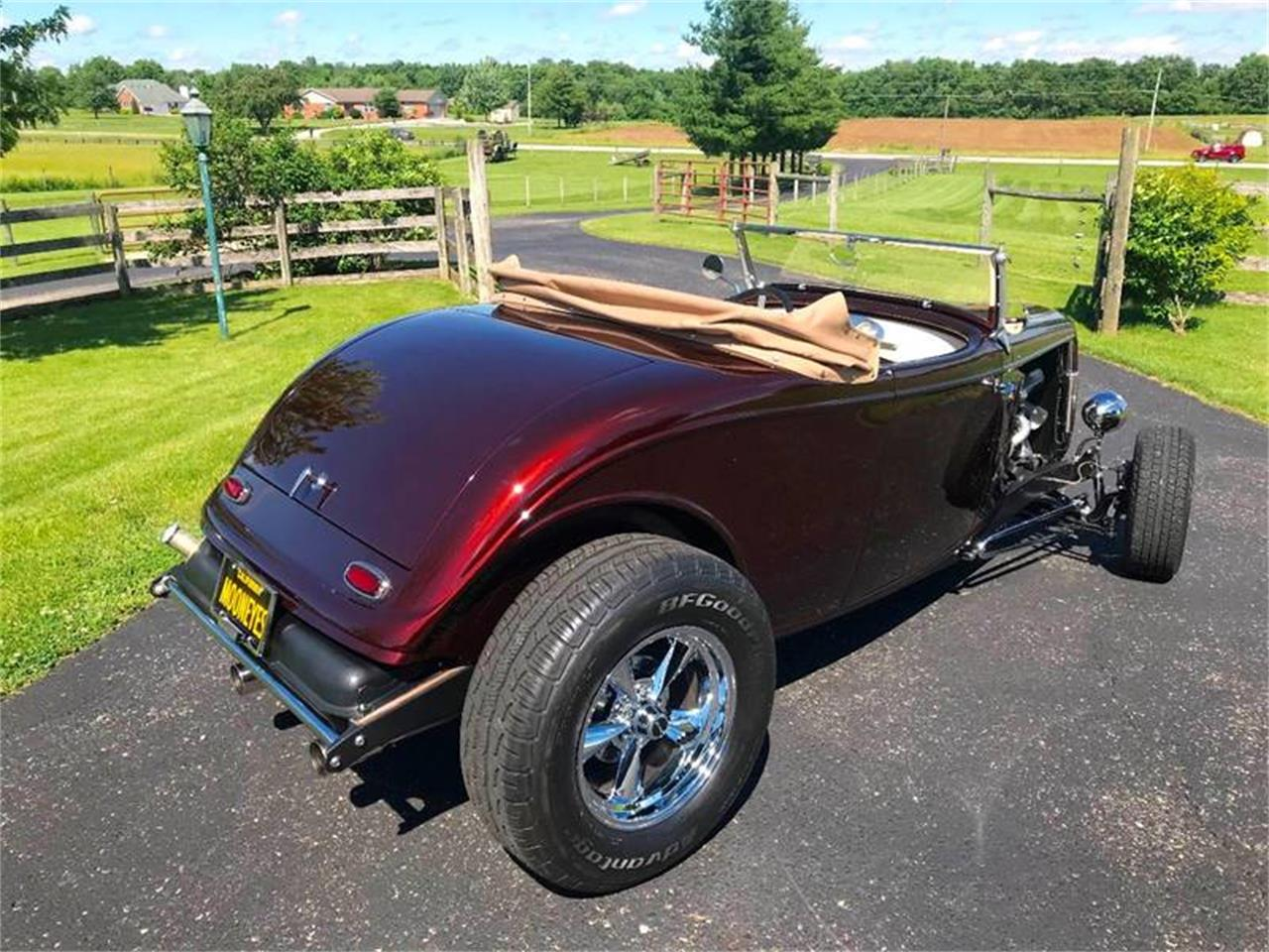 Large Picture of '34 Roadster - $34,900.00 - QB1O