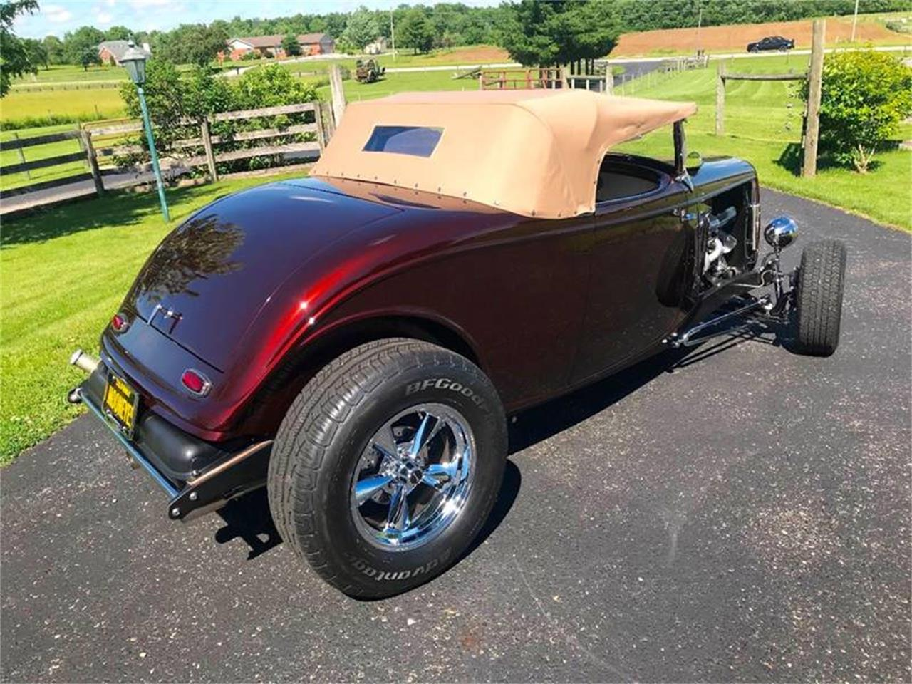 Large Picture of Classic '34 Roadster located in Knightstown Indiana - $34,900.00 Offered by 500 Classic Auto Sales - QB1O