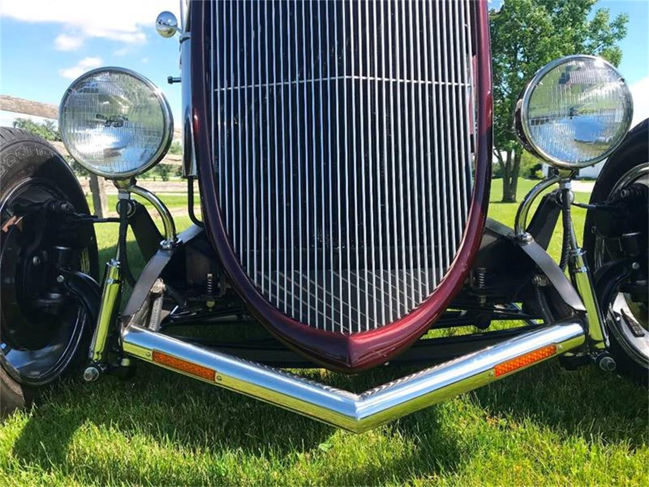 Large Picture of '34 Roadster located in Indiana - $34,900.00 - QB1O