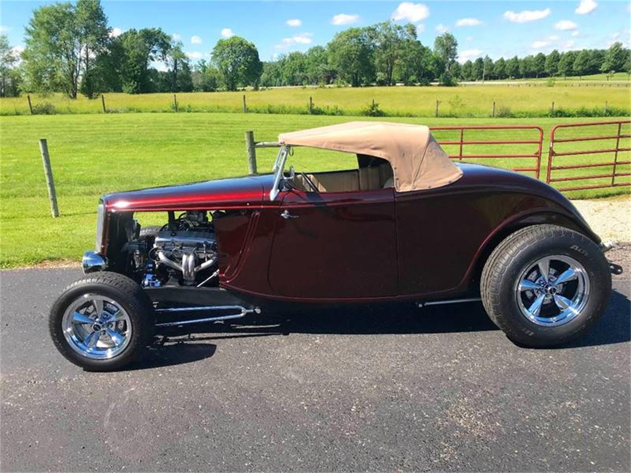 Large Picture of Classic '34 Roadster located in Indiana - $34,900.00 - QB1O