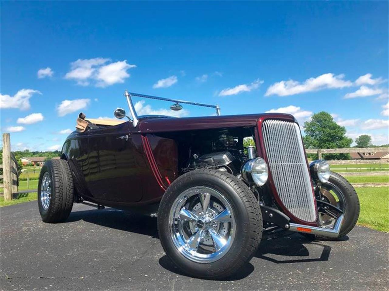 Large Picture of 1934 Roadster located in Knightstown Indiana - $34,900.00 - QB1O