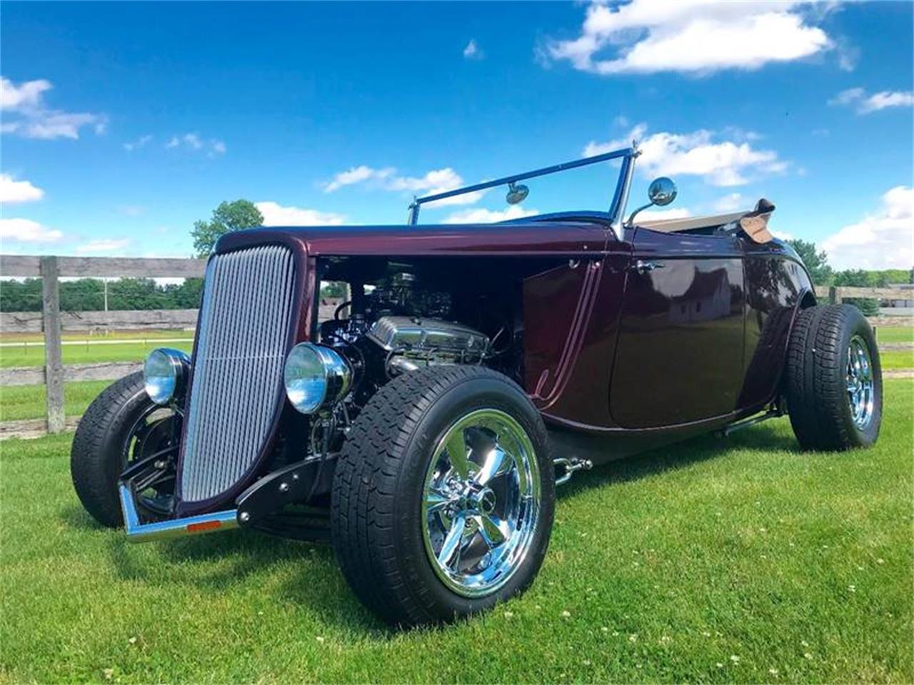 Large Picture of 1934 Roadster - QB1O