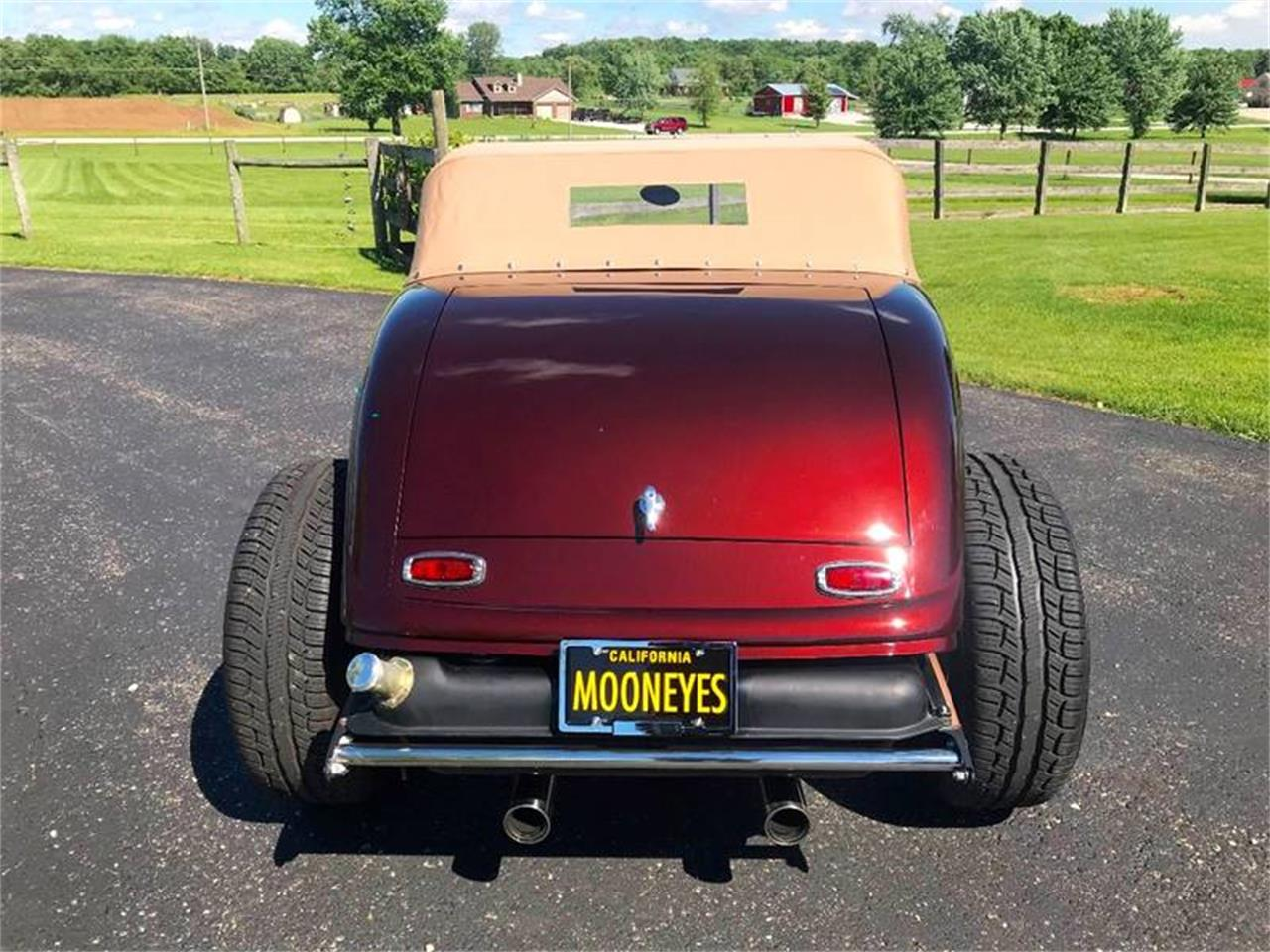 Large Picture of Classic '34 Ford Roadster located in Indiana - $34,900.00 Offered by 500 Classic Auto Sales - QB1O