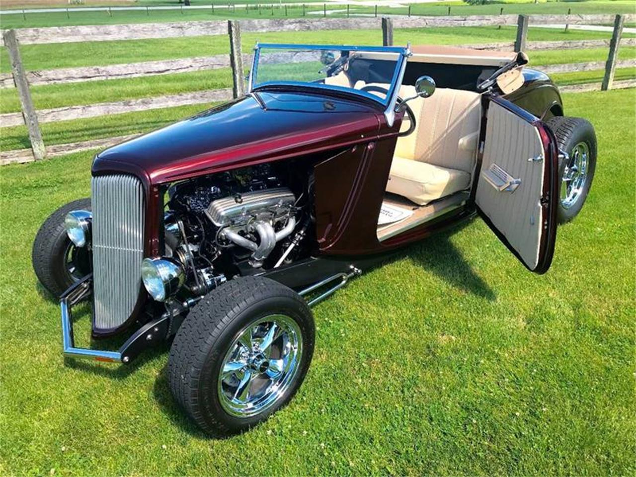 Large Picture of Classic 1934 Ford Roadster located in Indiana Offered by 500 Classic Auto Sales - QB1O
