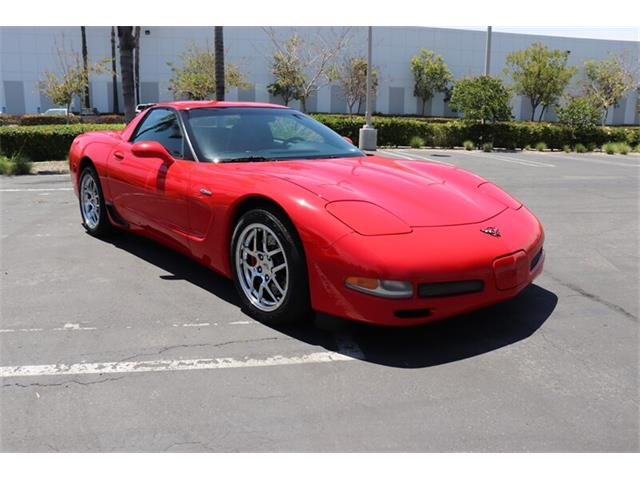 Picture of 2001 Chevrolet Corvette Z06 - $14,900.00 - QB1X