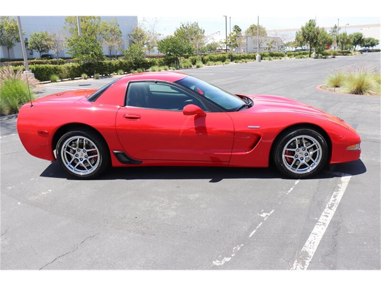 Large Picture of '01 Corvette Z06 - QB1X