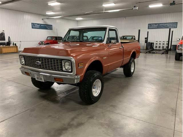 Picture of '72 K-10 - QB26