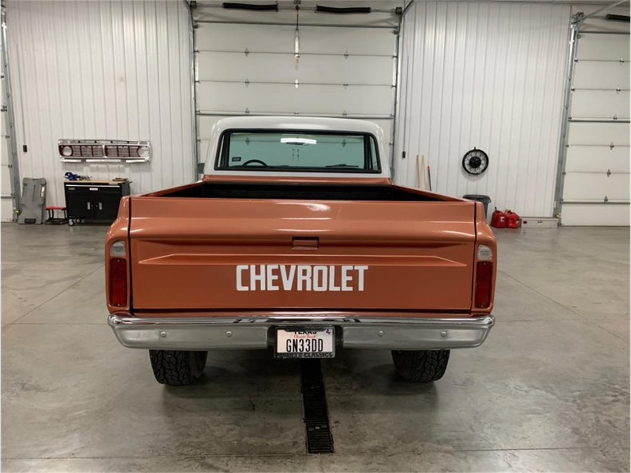 Large Picture of Classic '72 Chevrolet K-10 - $18,900.00 - QB26