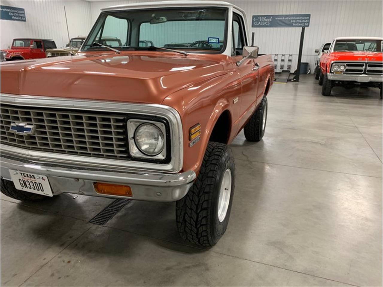 Large Picture of '72 K-10 Offered by 4-Wheel Classics - QB26