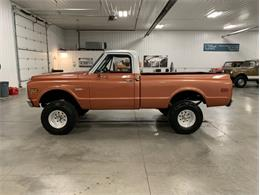 Picture of 1972 Chevrolet K-10 Offered by 4-Wheel Classics - QB26