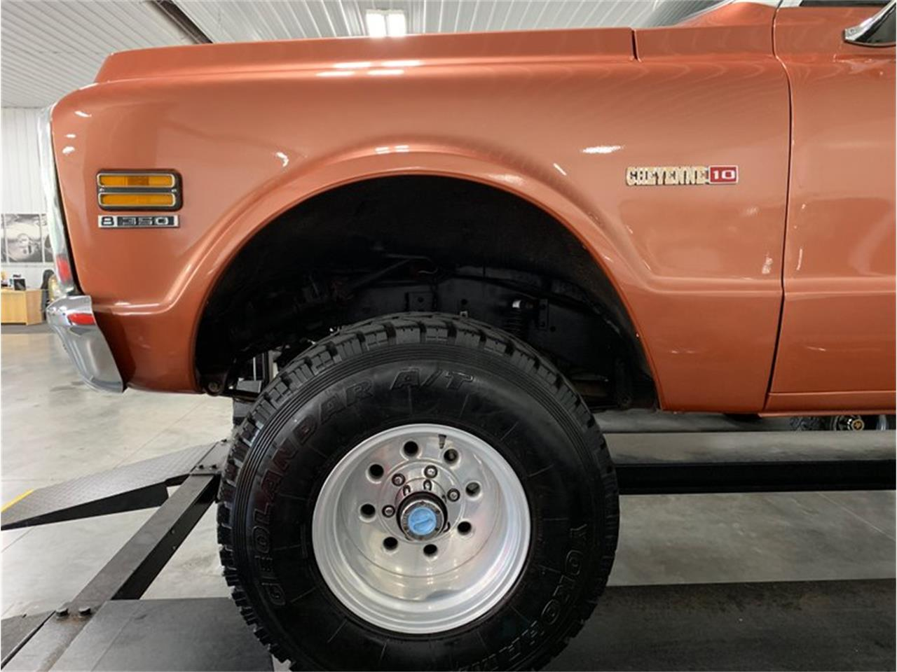 Large Picture of 1972 Chevrolet K-10 located in Holland  Michigan - $18,900.00 Offered by 4-Wheel Classics - QB26