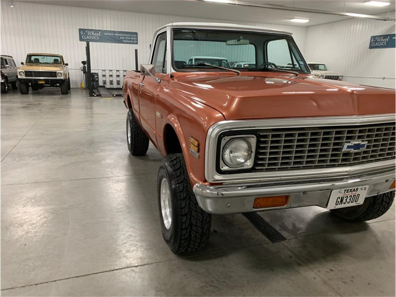 Large Picture of Classic 1972 K-10 - $18,900.00 - QB26