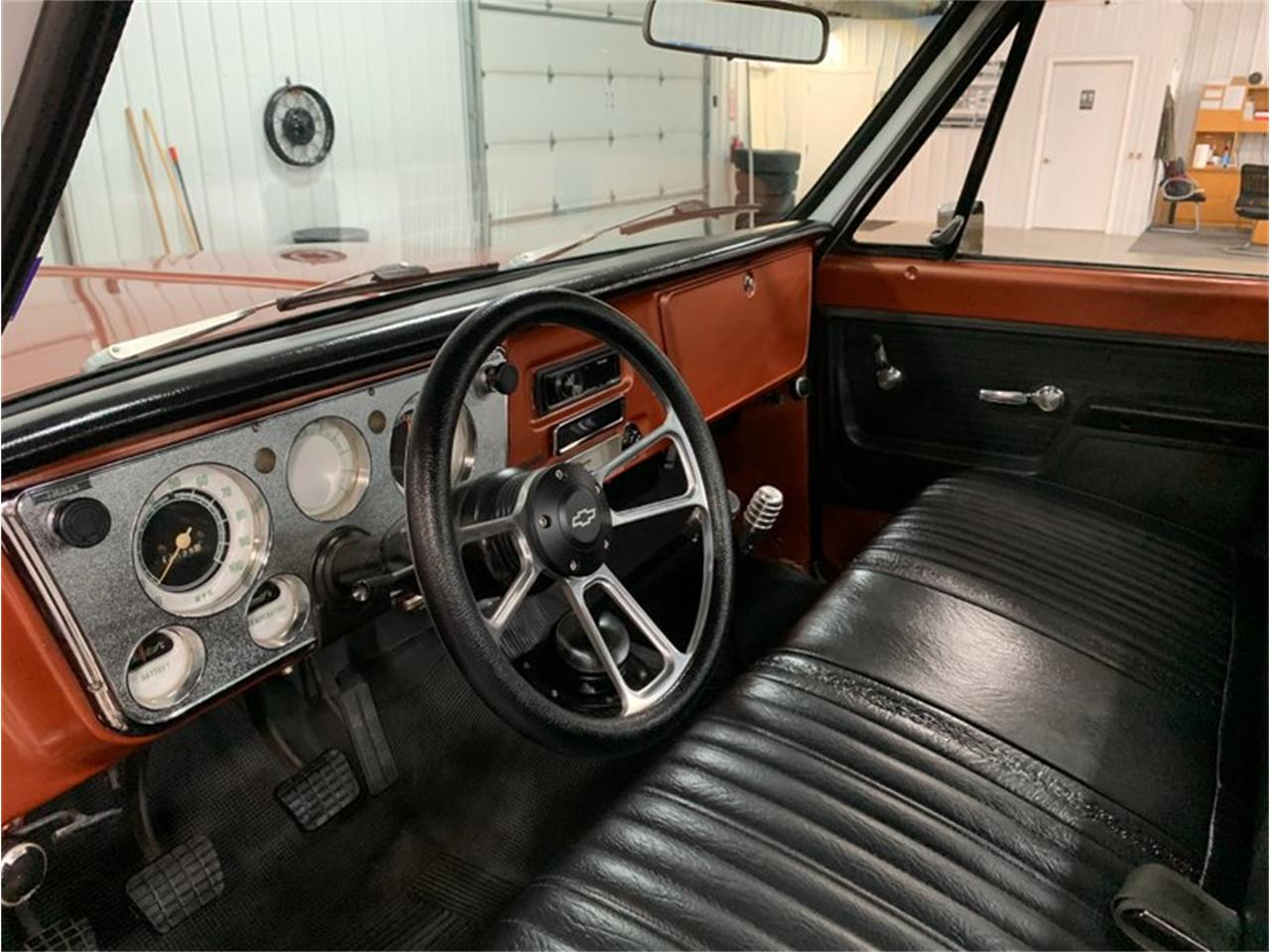 Large Picture of 1972 K-10 located in Holland  Michigan Offered by 4-Wheel Classics - QB26