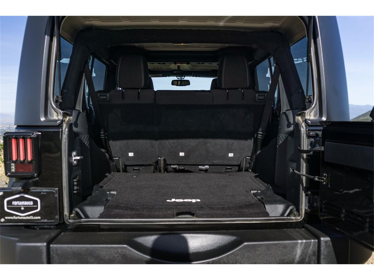 Large Picture of '16 Jeep Wrangler located in Temecula California Offered by Fortunauto 13 LLC - QB2E