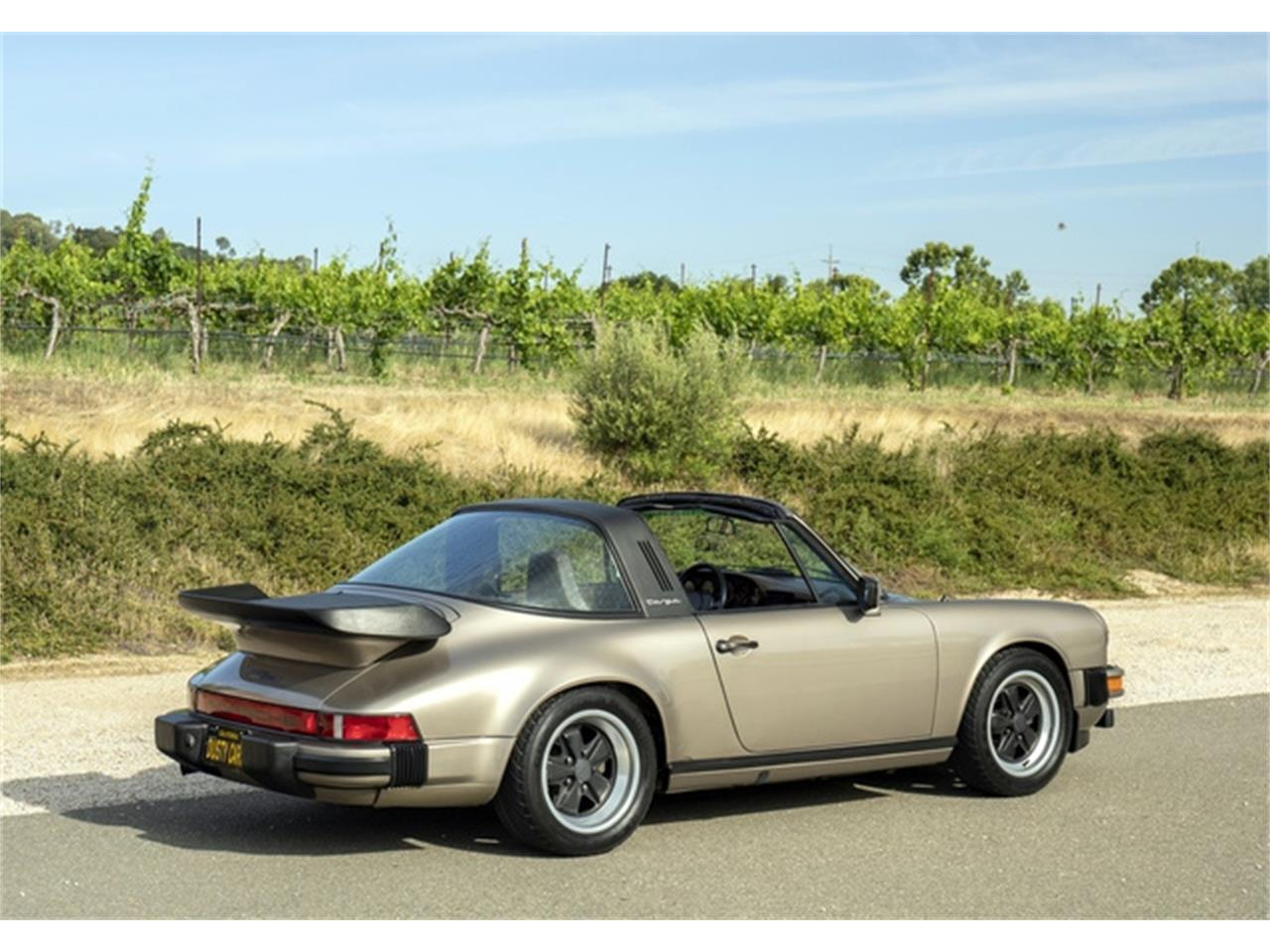 Large Picture of '82 911 located in Pleasanton California Offered by Dusty Cars, LLC - QB2H